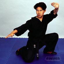 AWMA® ProForce® 14 oz. Ultra Heavyweight Karate Uniform - Black