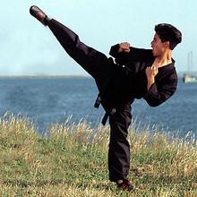 AWMA® ProForce® 12oz. Karate Uniform - Black
