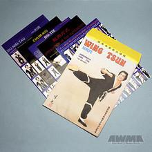 AWMA® Wing Tsun Kung-Fu 5 Poster Set