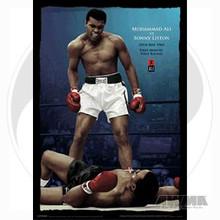 """AWMA® Muhammad Ali's """"Ali vs. Liston"""" 3D Poster"""