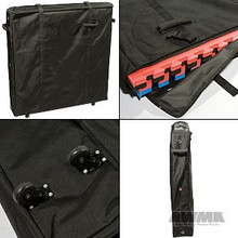 AWMA® ProForce® Jigsaw Mat Case - Black