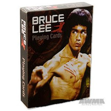 AWMA® Bruce Lee Playing Cards