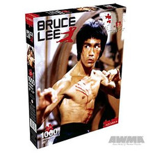 AWMA® Bruce Lee Fight Jigsaw Puzzle - 1000 Piece