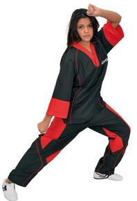 KWON® America Fight Uniform - Black/Red