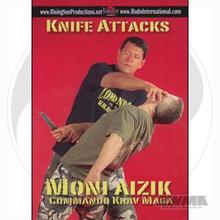 AWMA® Commando Krav Maga Knife Attacks DVD