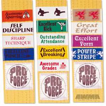 AWMA® Power Stripes (Phrases)