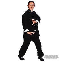AWMA® ProForce® Gladiator™ Kung Fu Uniform - White Button