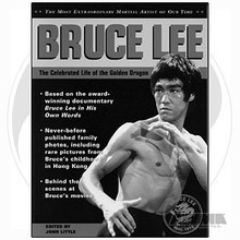 AWMA® Book:  Bruce Lee:  The Celebrated Life of the Golden Dragon