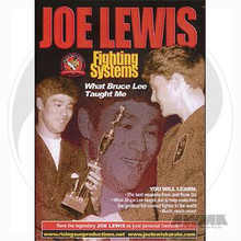 AWMA® DVD: Joe Lewis Fighting Systems - What Bruce Lee Taught Me