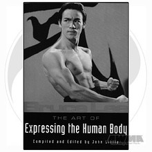 AWMA® Book: The Art of Expressing the Human Body, Bruce Lee