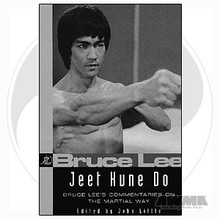 AWMA® Book: Jeet Kune Do:  Bruce Lee's Commentaries on the Martial Way
