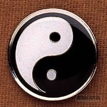 AWMA® Yin & Yang Pin