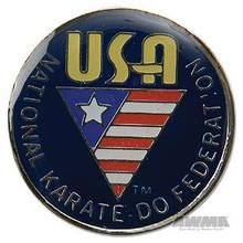 AWMA® NKF USA Pin - Navy