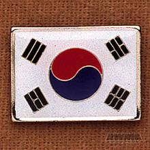 AWMA® Korean Flag Pin