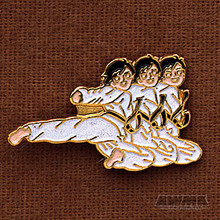 AWMA® Jumping Sidekick Pin