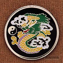 AWMA® Dragon Deluxe Pin