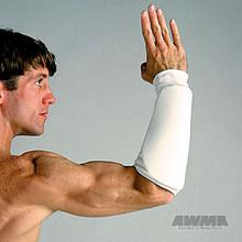 AWMA® ProForce® Forearm Guards - White