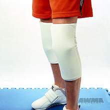 AWMA® ProForce® Deluxe Knee Pads - White