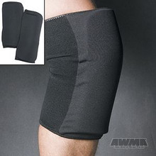 AWMA® ProForce® Deluxe Knee Pads - Black