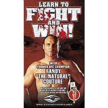 Century® Randy Couture: Learn To Fight and Win Series DVD - Volume 3 - ON SALE!