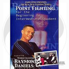 AWMA® DVD: Raymond Daniel's Point Fighting