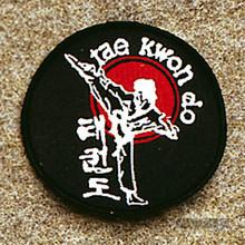 AWMA® Tae Kwon Do Sidekick Patch