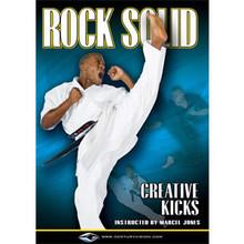 Century® Marcel Jones Rock Solid: Creative Kicks DVD