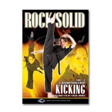 Century® Chloe Bruce Rock Solid Kicks Series Titles DVDs