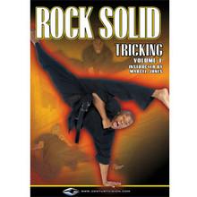 Century® Marcel Jones Rock Solid:  Tricking DVDs