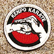 AWMA® Mini Kenpo Karate Patch