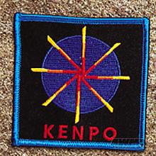 AWMA® Kenpo Wheel Patch