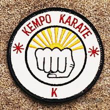 AWMA® Kempo Karate Patch