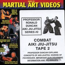 AWMA® DVD: Aiki Jiu-Jitsu Vol. 2 - Combat Aiki Jiu-Jitsu