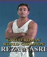 Century® Greco Roman Wrestling for Self-Defense DVD series - Rezi Nasri
