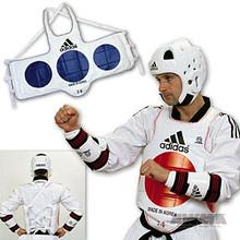 AWMA® Adidas® Reversible Chestguard