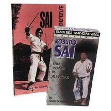 Century® Sai Karate Weapon Of Self Defense Book and DVD Set