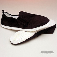 AWMA® Kung Fu Shoes - White Soles