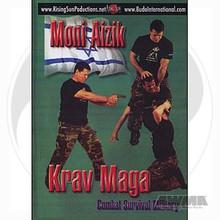 AWMA® DVD: Krav Maga Combat Survival Military