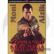 AWMA® DVD: Commando Krav-Maga Street Survival