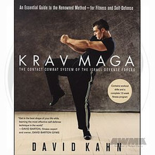 AWMA® BOOK: Krav Maga - The Contact Combat System of the Israel Defense Forces