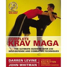 Complete Krav Maga Book - 2nd Edition