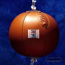 AWMA® ProForce® Double End Striking Ball - Vinyl