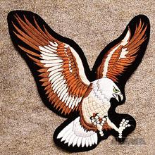 AWMA® Eagle Jacket Patch