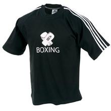 Century® adidas® Black T-Shirt