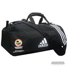 AWMA® Adidas® WKF Sports Bag - Medium Black
