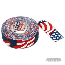 AWMA® Red, White and Blue Adhesive Tape