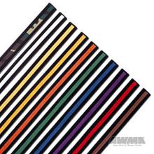 AWMA® ProForce® Striped Black Belts