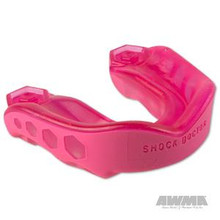 AWMA® Shock Doctor® Gel Max Mouthguard - Pink