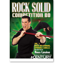 Century® Ross Levine Rock Solid: Bo Competition DVDs