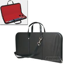 AWMA® Kama briefCASE - Black w/Zipper
